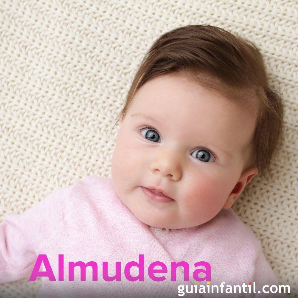Día de Nuestra Señora de la Almudena, 9 de noviembre. Nombres para niñas
