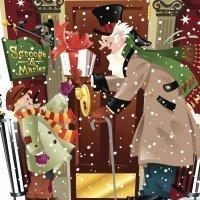 Cuento tradicional de Navidad de Charles Dickens