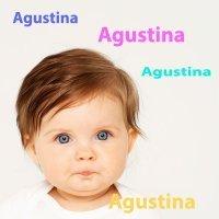 Día de Santa Agustina, 12 de noviembre. Nombres para niñas