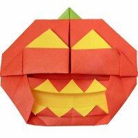 Vídeos de manualidades de origami para Halloween