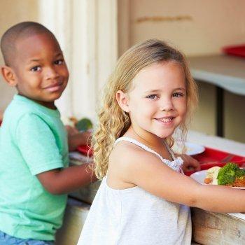 Alimentación para niños TDAH