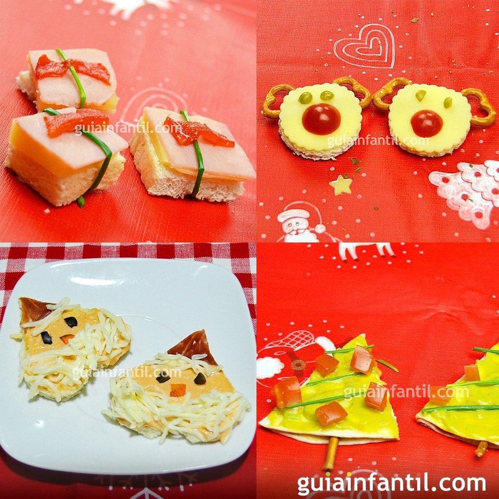 Como preparar la cena de navidad con los huevo cartoons