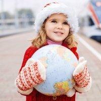 Cómo celebran los niños de todo el mundo la Navidad