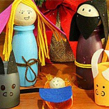 Vídeos para hacer un Belén de Navidad