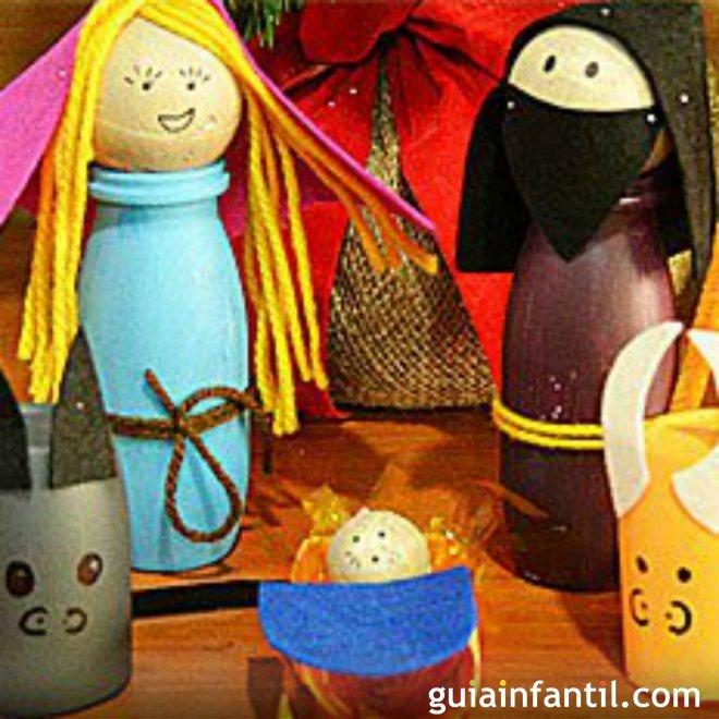 Videos De Manualidades Para Hacer Un Belen De Navidad