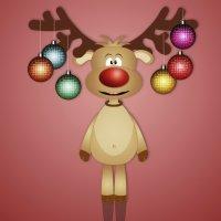 Manualidades y recetas con renos de Navidad para niños