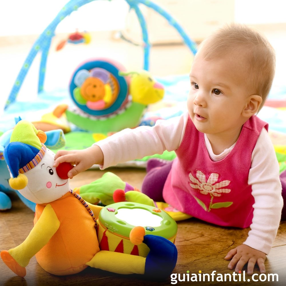 Juegos Y Juguetes Para Estimular A Los Ninos En Su Primera Infancia