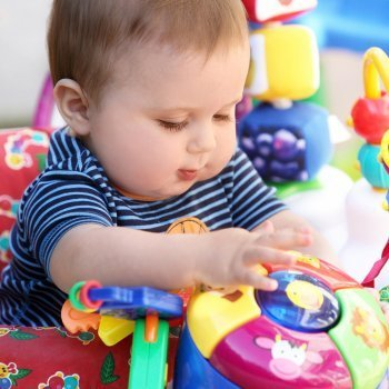 Las rutinas de los bebés en la escuela infantil