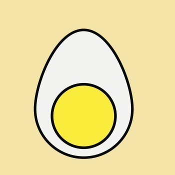 Cómo separar la yema del huevo con una botella. Experimentos para niños