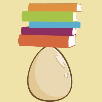 Cuánto peso puede soportar un huevo. Experimento para niños
