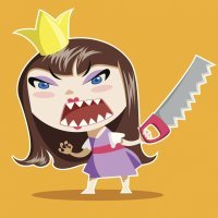 La princesa enfadada. Cuentos para niños