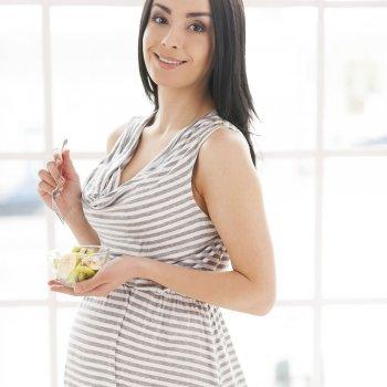 Menú para la quinta semana de embarazo