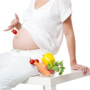 Menú semanal para el embarazo. Semana 6
