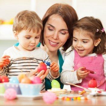 12 ideas para celebrar Pascua en familia