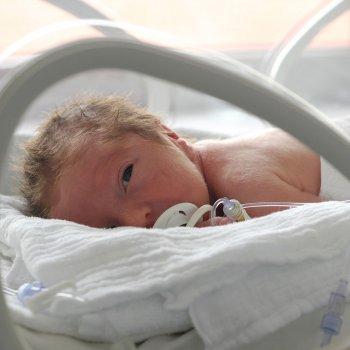 Estimulación temprana en bebés prematuros