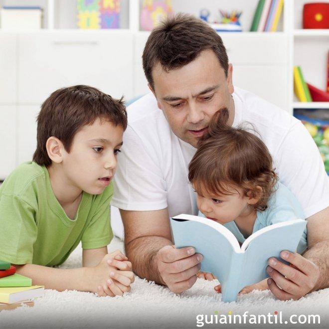 10 cuentos cortos para leer con niños