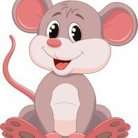 Los ratones. Poesías tradicionales para niños