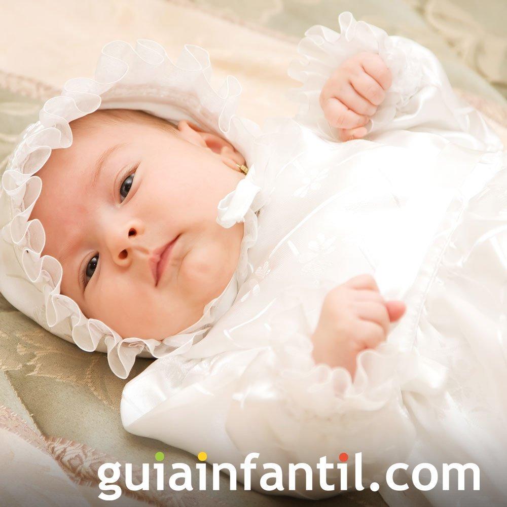 Ideas de trajes de bautizo para bebés