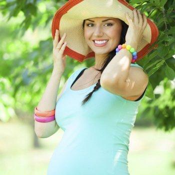 Manchas en la cara durante el embarazo