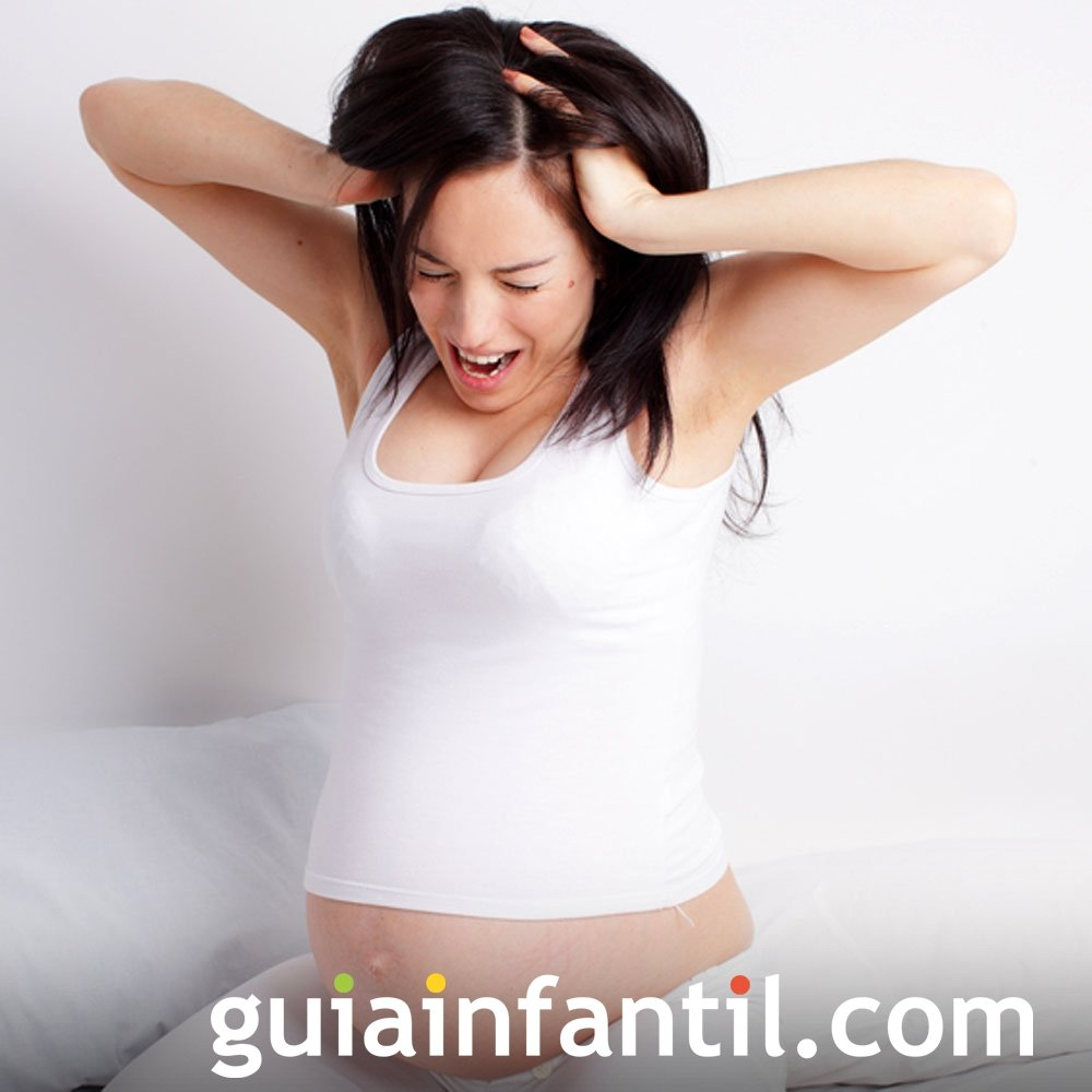 Molestias comunes en la embarazada