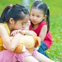 La empatía en los niños. Educar en valores