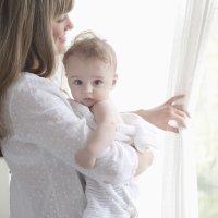 Decorar la habitación del bebé. Las cortinas