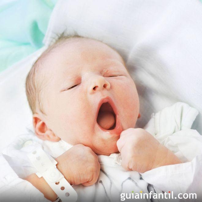 10 reflejos básicos del bebé recién nacido