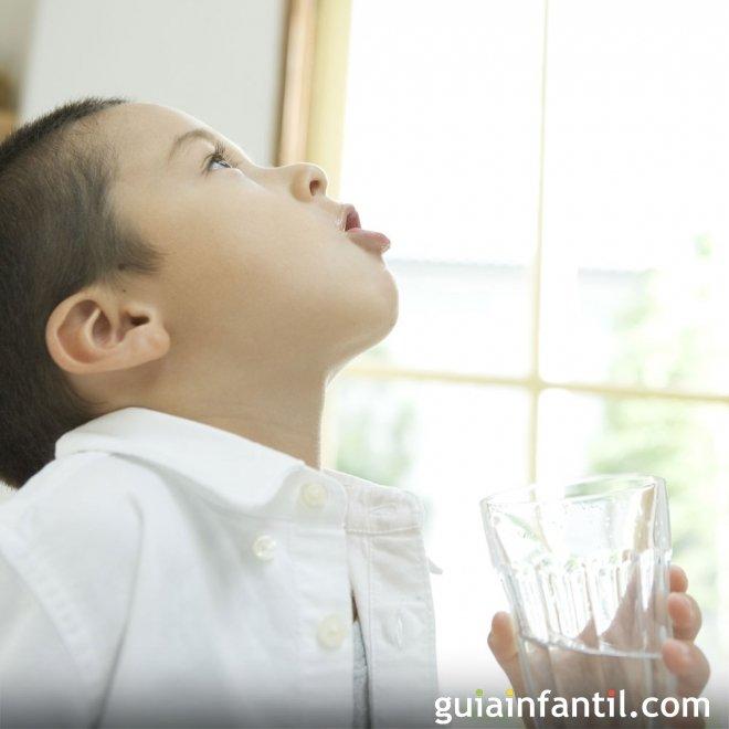 Remedios caseros para el dolor de garganta de los niños