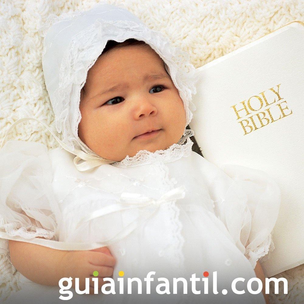 10 recordatorios para el Bautizo del bebé