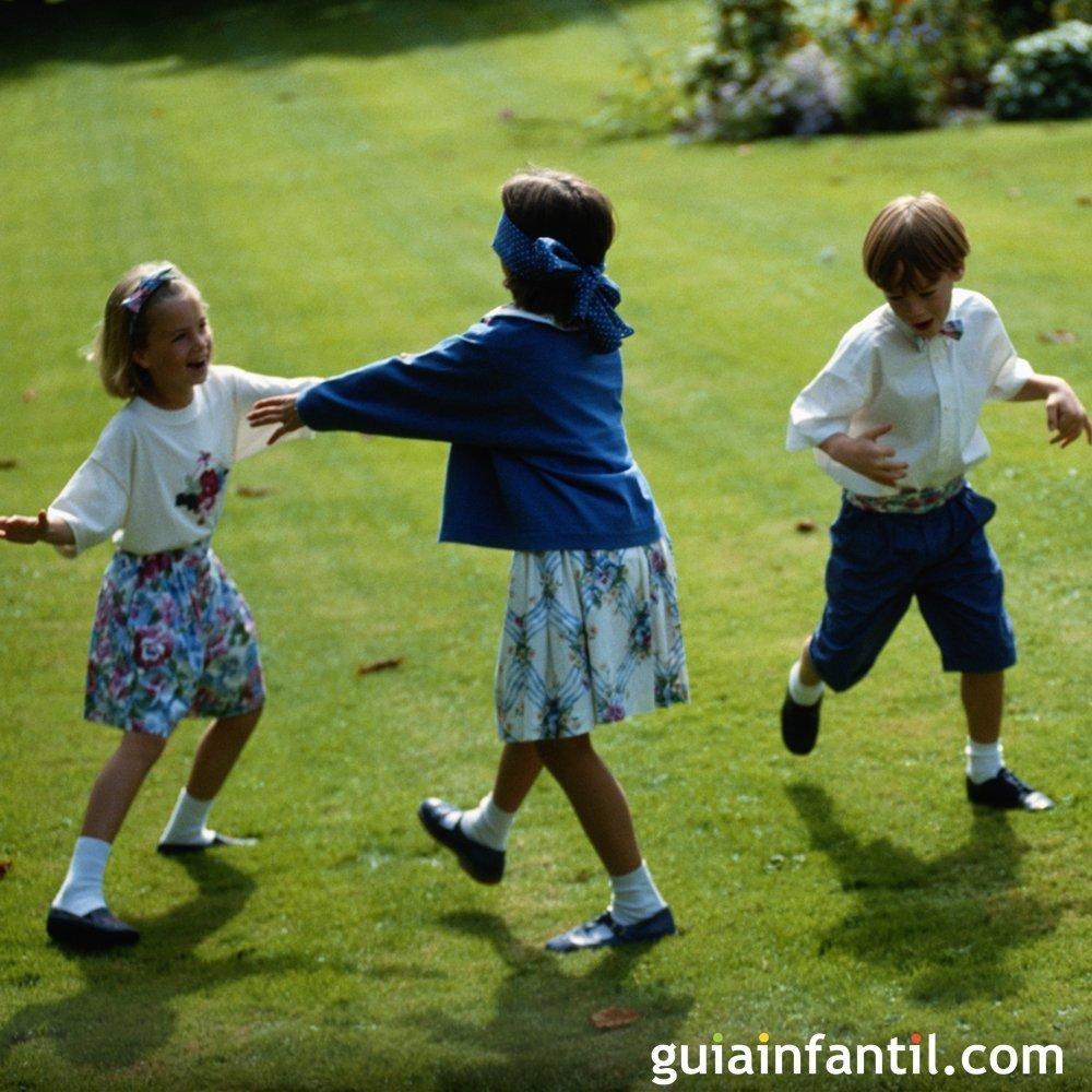 La Gallinita Ciega Juegos Tradicionales Para Ninos