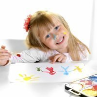 Juegos para que los niños aprendan los colores