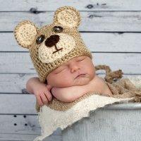 Disfraces de personajes de cuento para bebés, de punto