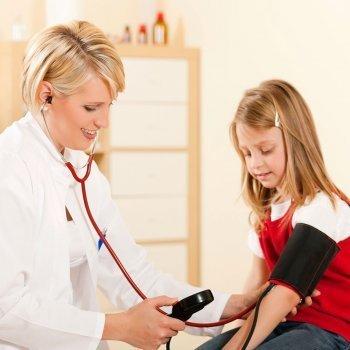 Trastornos de tiroides en niños