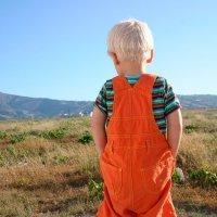 Niños albinos. Albinismo en la infancia