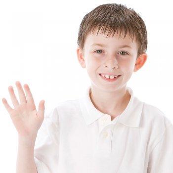 Buenos hábitos en la infancia: dar las gracias