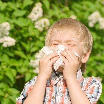 La rinitis en la infancia. Causas y tratamiento