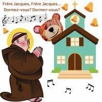 Frère Jacques. Canción de cuna con Traposo