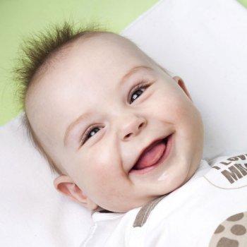 Los mejores vídeos de bebés riéndose a carcajadas
