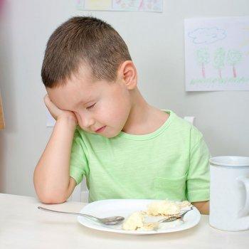 Síntomas de hepatitis en niños