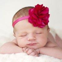 Ideas de diademas, cintas o bandas para la cabeza del bebé