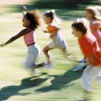 El Pilla pilla o Tula. Juego de persecución para niños