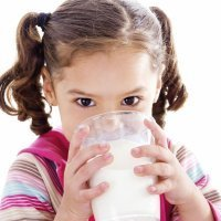 El calcio en la alimentación de los niños