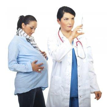 Las vacunas durante el embarazo