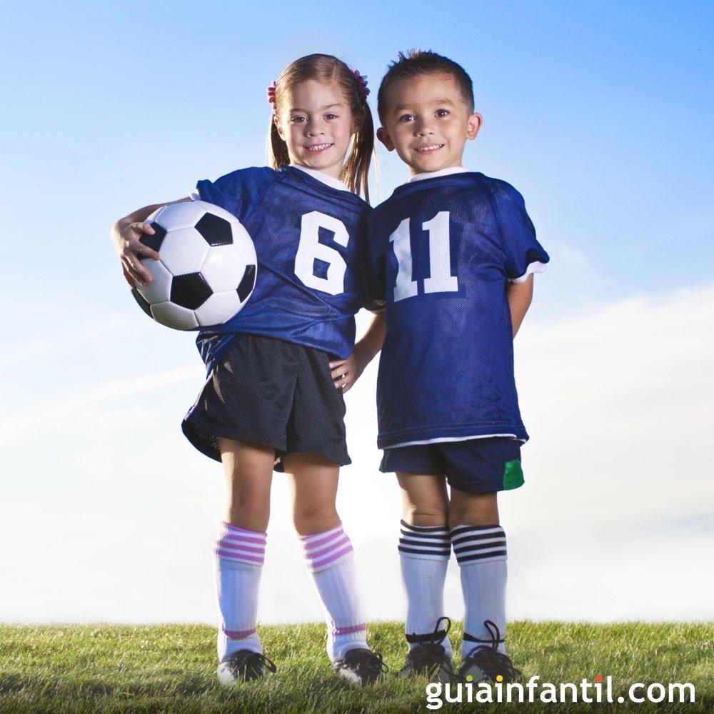 Qué beneficios aporta el fútbol a los niños f5d3b3bc61709