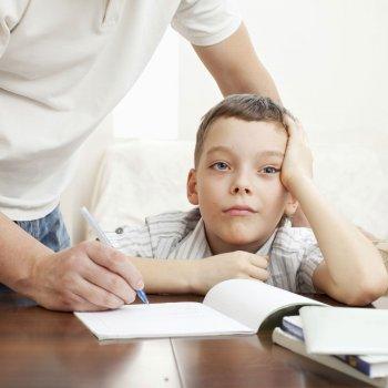 10 errores que cometemos con las tareas escolares