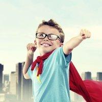El optimismo en los niños. Educar en valores