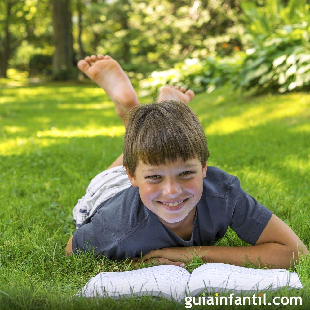 Ejercicios de conocimiento del medio para niños de 6 años