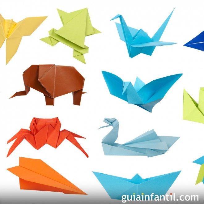 Origami O Papiroflexia Videos De Manualidades Con Papel