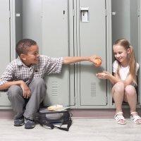 La caridad. Educar en valores a los niños