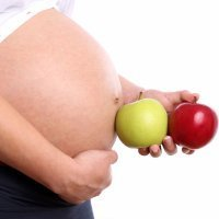 Menú del embarazo. Semana 36